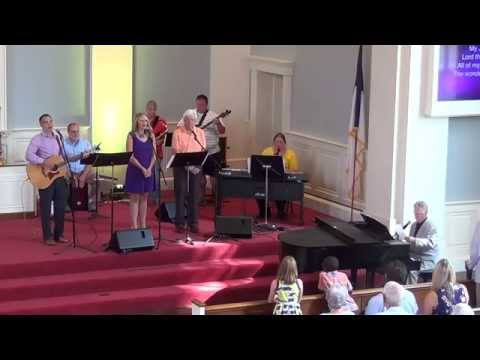 August 30, 2015 - First Union Congo Church - Quincy, IL