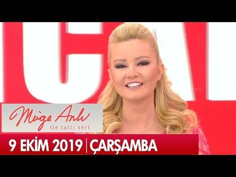 Müge Anlı ile Tatlı Sert 9 Ekim 2019 - Tek Parça
