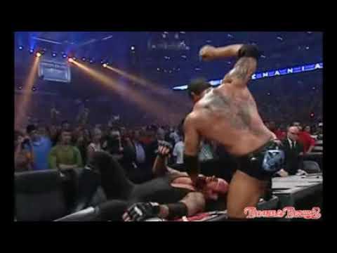 Download Batista vs  Undertaker Wrestlemania 23 Full Match   YouTube