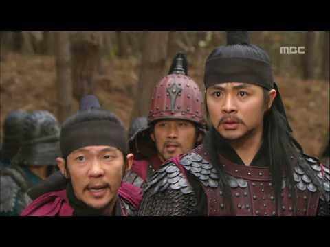 [2009년 시청률 1위] 선덕여왕 The Great Queen Seondeok 백제 유군.붉은 투구와 맞서 싸운 고도