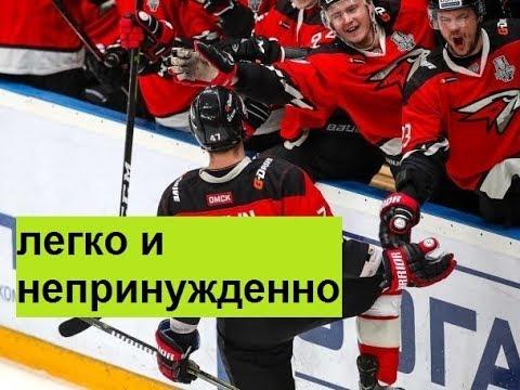 Авангард Салават Юлаев 4-1 Серия 2-0 31.03.19
