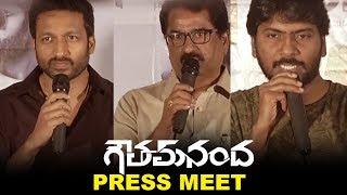 Goutham Nanda Movie Release Press Meet    Gopichand, Hansika, Catherine Tresa