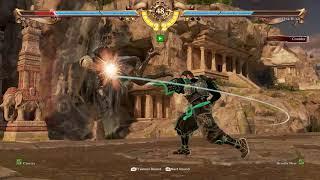 Soul Calibur VI: D to C Rank Promotion Replay