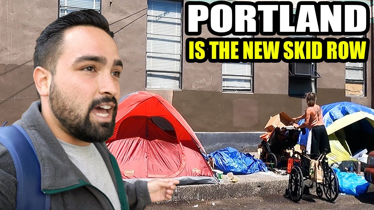 Download What Downtown Portland Looks Like in 2021