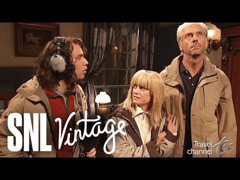 Thumbnail: Most Haunted (Hugh Laurie) - SNL