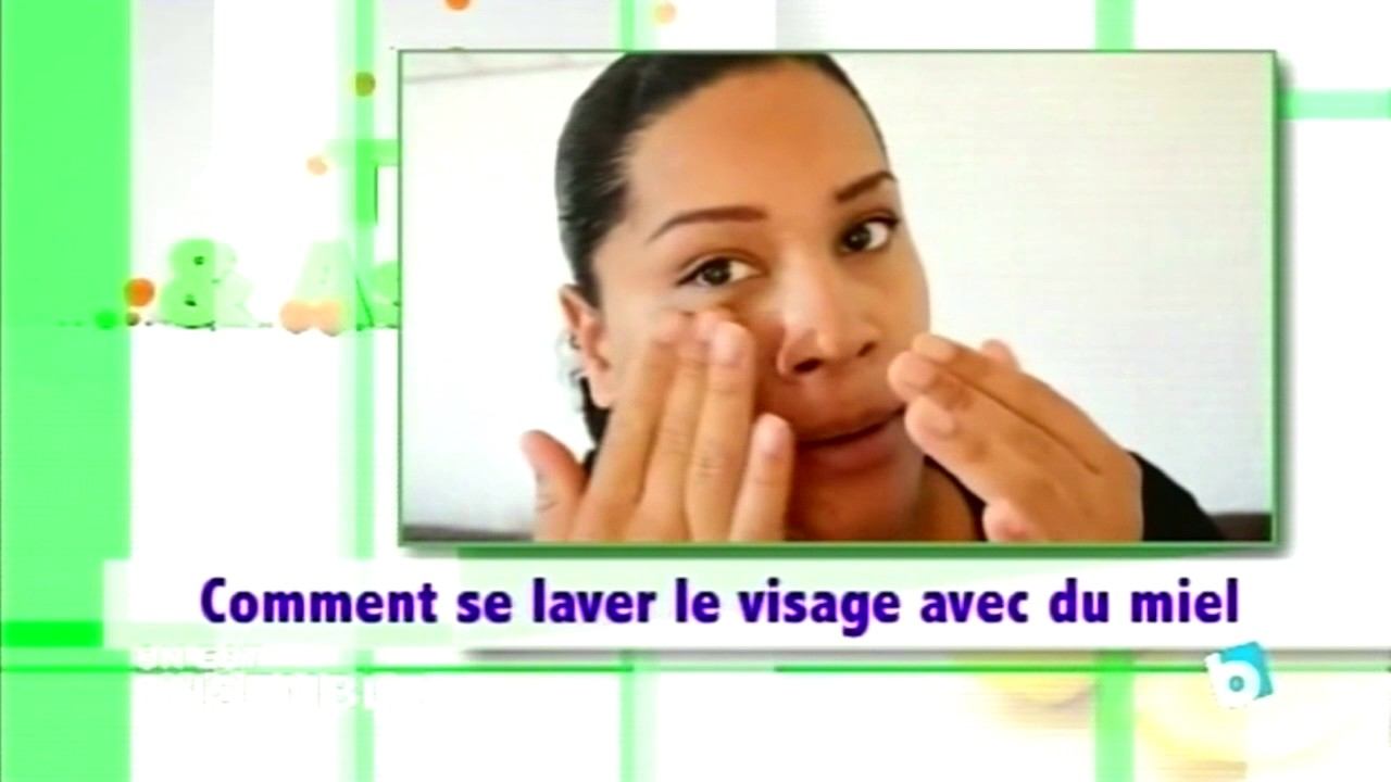 comment se laver le visage avec du miel trucs et astuces youtube. Black Bedroom Furniture Sets. Home Design Ideas