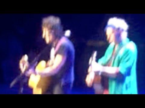 Rolling Stones YOU GOT THE SILVER, Philadelphia, PA. June 18, 2013