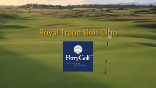 Royal Troon Golf Club, Troon, South Ayrshire, Scotland