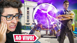 AGORA! EVENTO AO VIVO FINAL DA TEMPORADA 2 DO FORTNITE!!