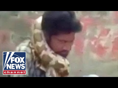 See WILD Video: Snake Charmer Strangled by Python!  Yikes!