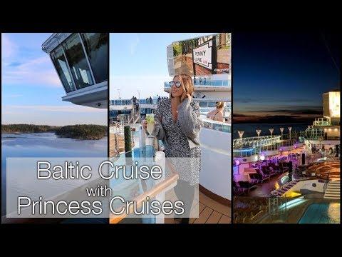 Regal Princess Baltic Cruise 2018 - PART 2 - Helsinki, Stockholm & Copenhagen | xameliax #AD