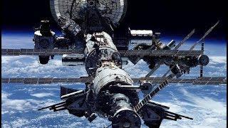 Возвращение космонавтов с МКС на Землю. Прямая трансляция