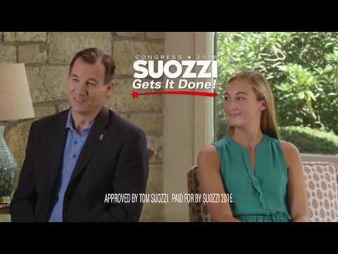 Suozzi for Congress '16 - Caroline