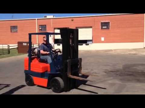 Toyota Forklift 5FGC25