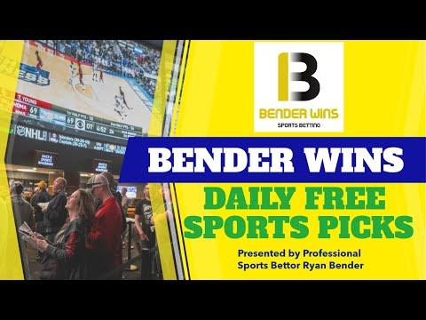 Daily Free Sports Betting Picks (June 5/21) MLB NBA NHL WNBA