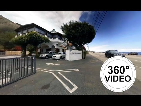 """Haunted History"" - Ep.#1 - Beaurivage Restaurant - Malibu, CA - 360 Video"