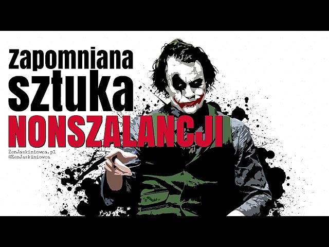 SPREZZATURA czyli zapomniana sztuka nonszalancji - Rafal Mazur ZenJaskiniowca.pl