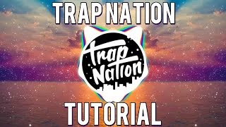 [Adobe After Effects Tutorial] Trap Nation Style 2016