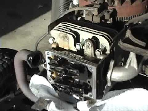 Head Gasket Repair On My Craftsman Lawn Tractor 15ph 10 17
