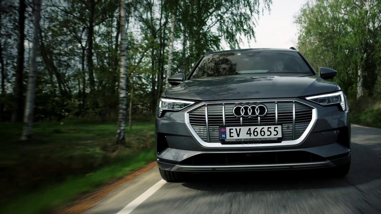 Audi e tron: Pris, rekkevidde, hengerfeste og levering i