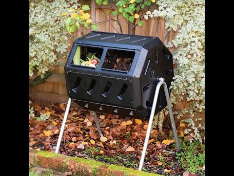 Yimby Tumbling Composter Review