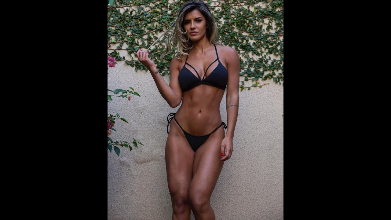 Sensual Sex With Perfect Girl Ele vitoria gomes   fitness model training   perfect girl - youtube