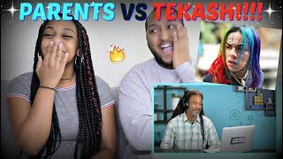 "FBE ""PARENTS REACT TO 6IX9INE (Tekashi69)"" REACTION!!!"