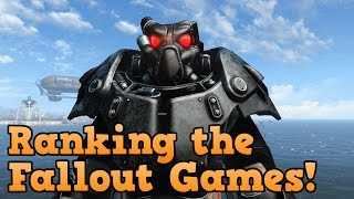 Ranking the Fallout Games from Worst to Best!