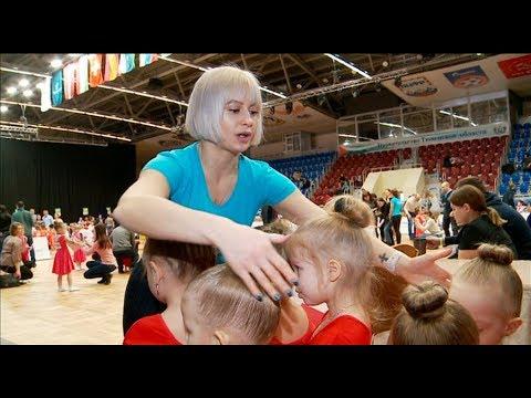 Кубок губернатора Тюменской области по танцевальному спорту
