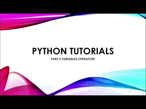 Python Programming Full Tutorial Series from Begining to Advance | Part - 2 |Hindi/English thumbnail