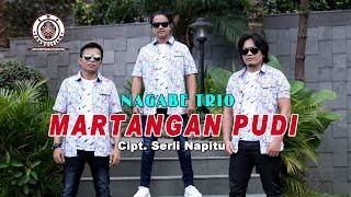 NAGABE TRIO MARTANGAN PUDI (OFFICIAL VIDEO MUSIC ) CIPT: SERLI NAPITU.
