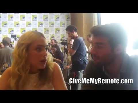 ZOO: James Wolk and Nora Arnezeder P What's to Come