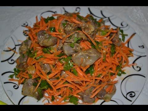 Корейское блюдо Хе из мяса - кулинарный рецепт