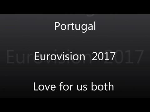 Winner Portugal Eurovision 2017 Lyrics