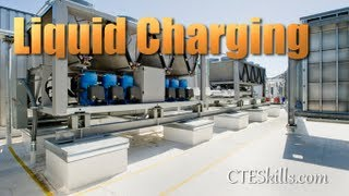 How to Add Refrigerant to an AC System...Liquid Charging