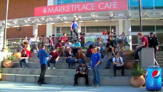 Harlem Shake Marketplace Cafe CSU Chico