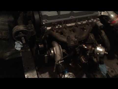4g64 Swapped Lancer OZ Rally Turbo Kit