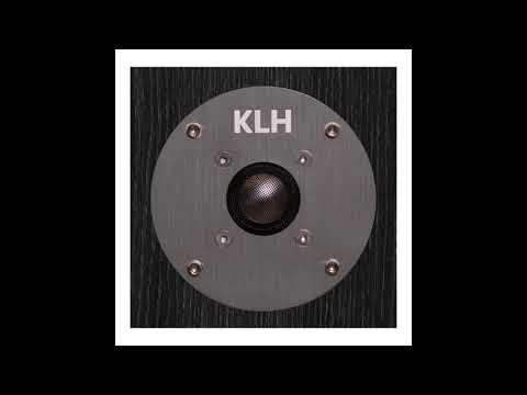 KLH Albany 2-Way Bookshelf Loudspeakers - Pair