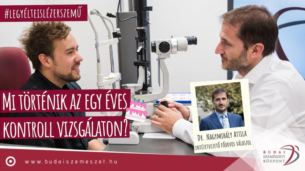 hogyan történik a látásműtét