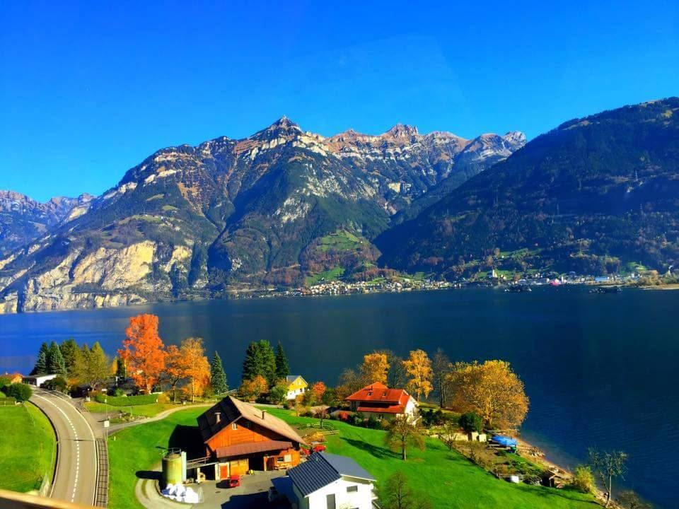 Beautiful Place To Visit In Switzerland Lungern Youtube