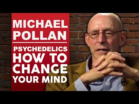 MICHAEL POLLAN - PSYCHEDELICS - HOW TO CHANGE YOUR MIND Part 1/2 | London Real