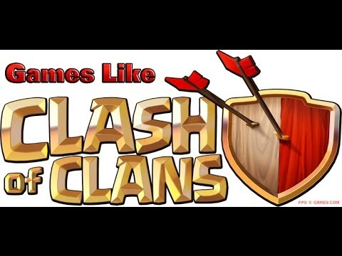 Top 20 IOS Games like Clash of Clans