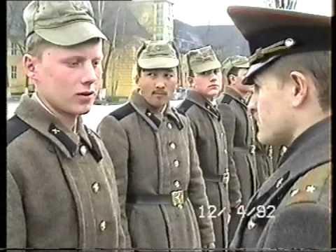 ГСВГ-ЗГВ Последний караул перед выводом из Германии