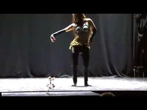 Belly dance - Hip hop sharqi mix