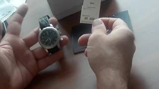 часы серебряные ника за полцены