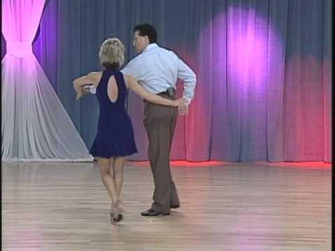 American Style Rhythm DVIDA Syllabus Advanced II (Gold) Mambo - Ballroom Dance DVD