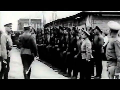 Открытие памятника героям Первой мировой в Вязьме 1916 / Opening of the Memorial Monument in Vyazma