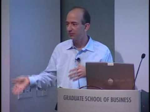 2005 Entrepreneurship Conference - Taking on the Challenge: Jeffrey Bezos, Amazon