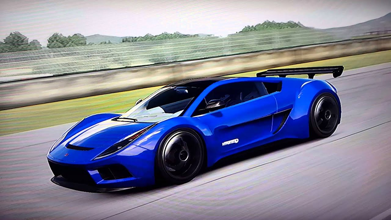 Forza 4, Saleen S5S Raptor '2010, 1057 PS - YouTube