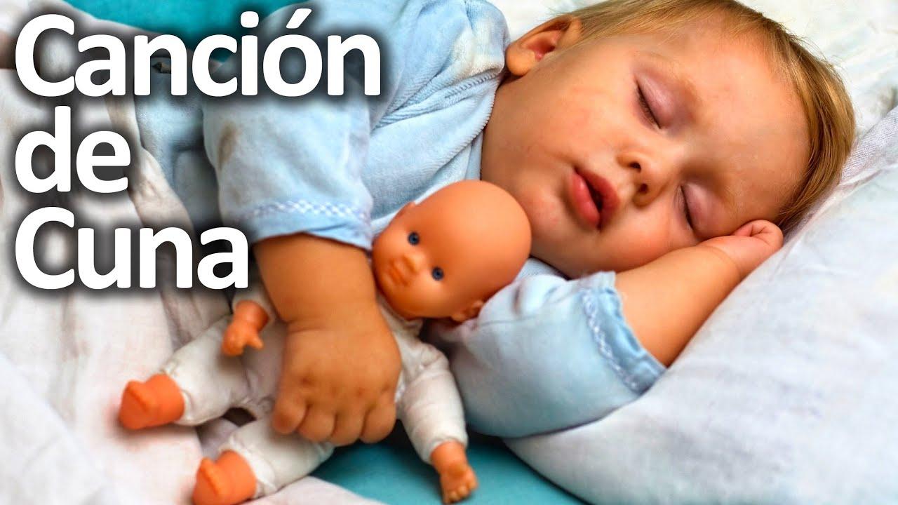 Canción de Cuna -Tengo una muñeca vestida de azul - Canciones para Dormir